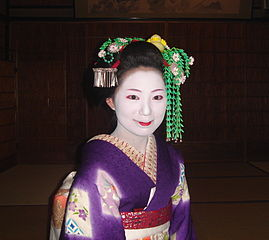 japan hair accessories Maiko in Gion The Fun of Making Hair Accessories Craft with Your Kids