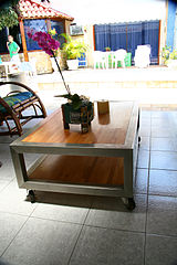 Wood Craft Ideas: Pallet Coffee Table