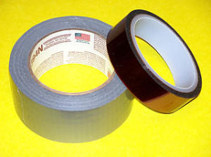 Duct Tape and Kapton Tape 300x223 The Simple Duct Tape Crafts for Kids